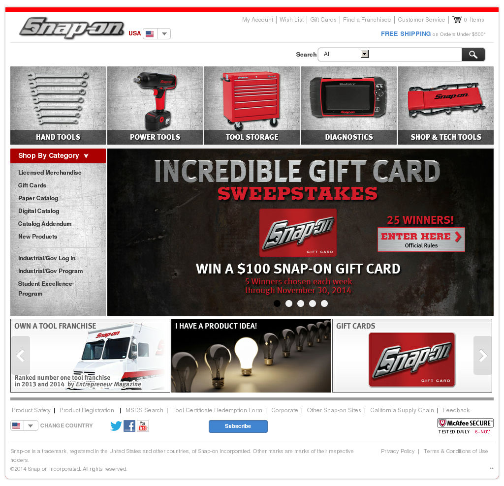 Snap-on Competitors, Revenue and Employees - Owler Company Profile