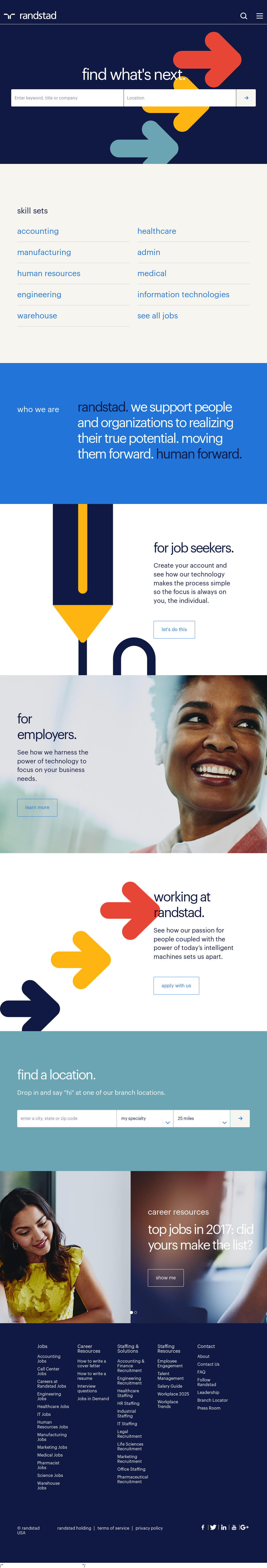 Randstad Competitors, Revenue and Employees - Owler Company Profile