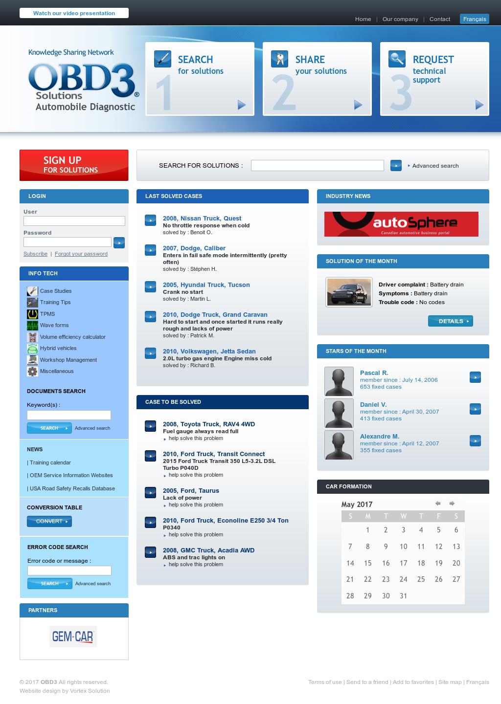 OBD3 Competitors, Revenue and Employees - Owler Company Profile