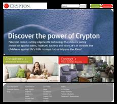 Crypton website history