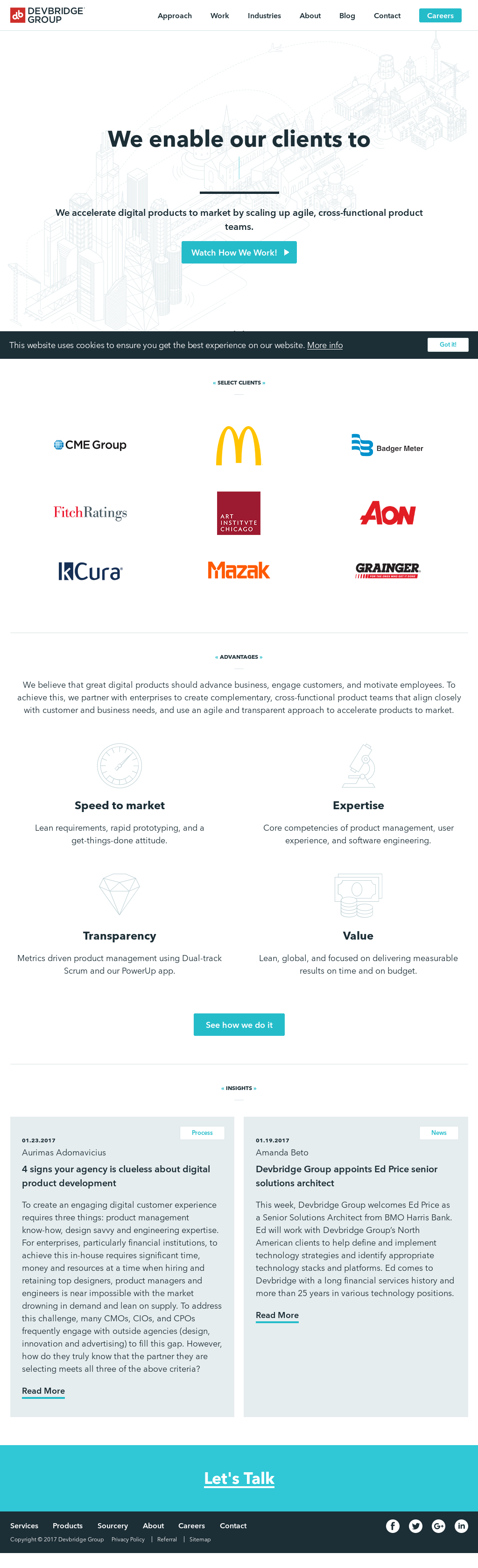 Devbridge Group Competitors, Revenue and Employees - Owler