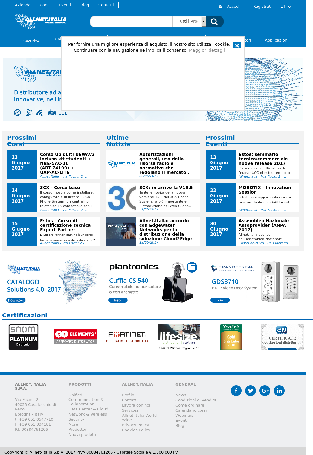 Allnet-Italia Competitors, Revenue and Employees - Owler