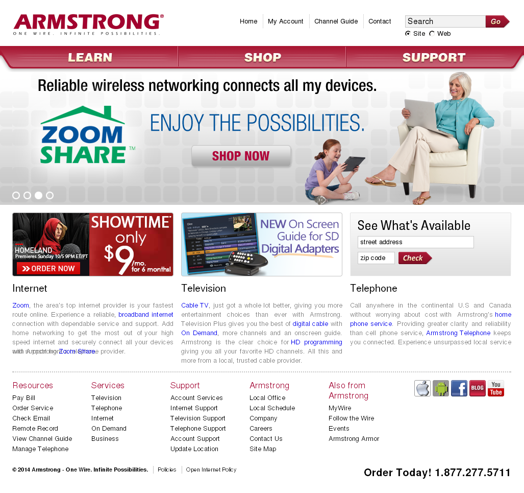 Armstrong my wire email
