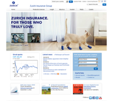 Zurich Insurance Competitors Revenue And Employees Owler