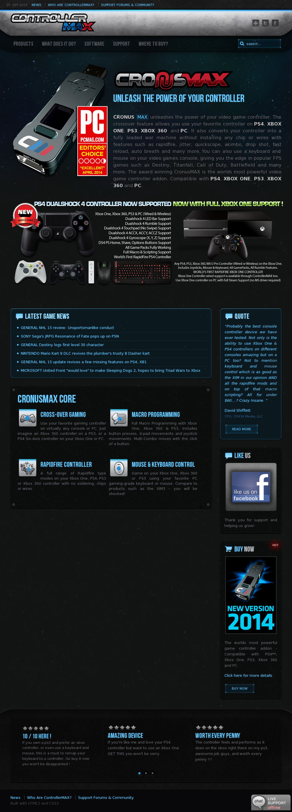 ControllerMAX Competitors, Revenue and Employees - Owler