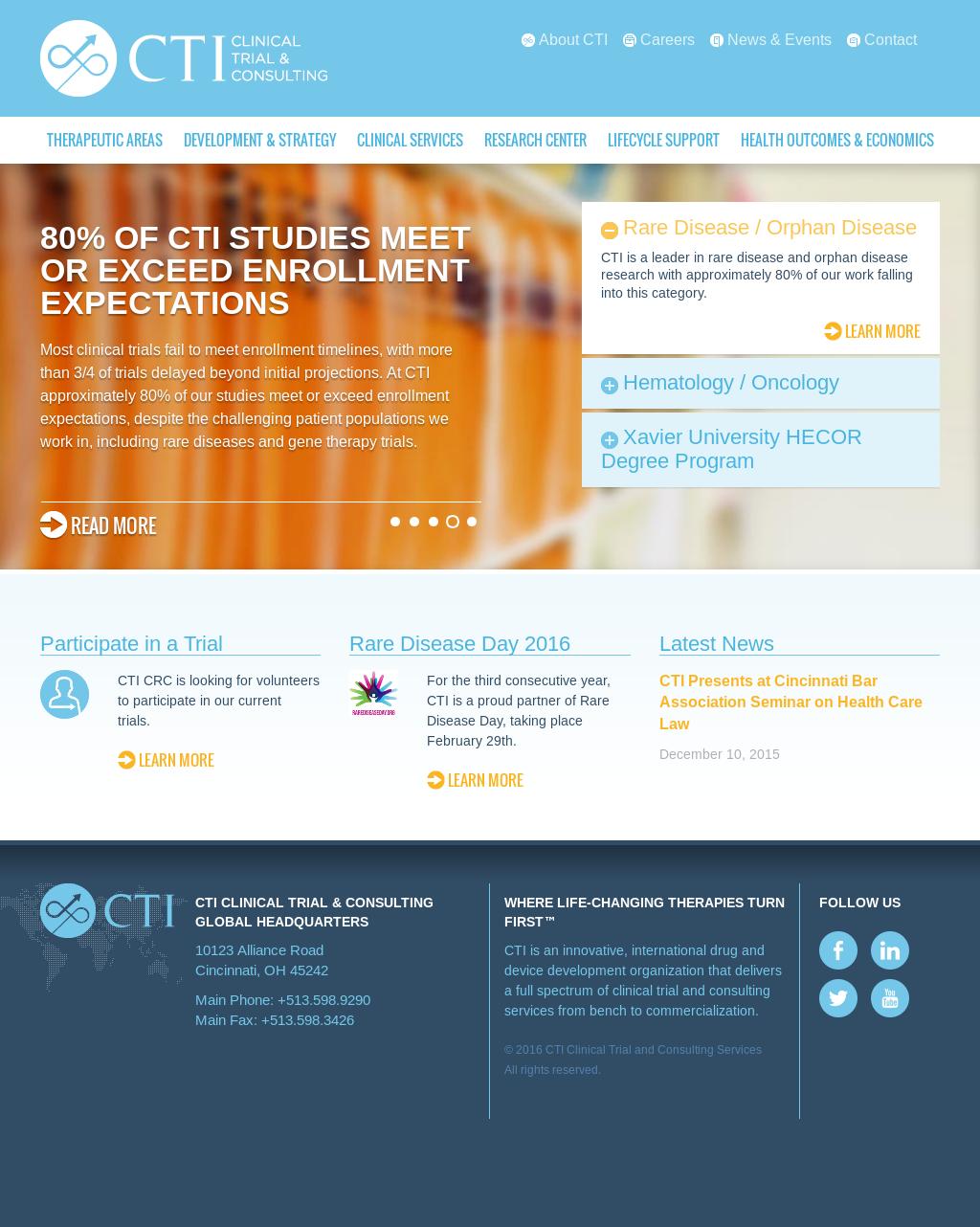 CTI Competitors, Revenue and Employees - Owler Company Profile