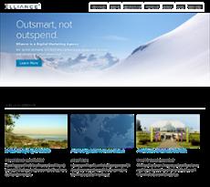 Elliance website history