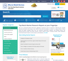 Bharat Book website history