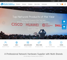 Router Switch Competitors, Revenue and Employees - Owler