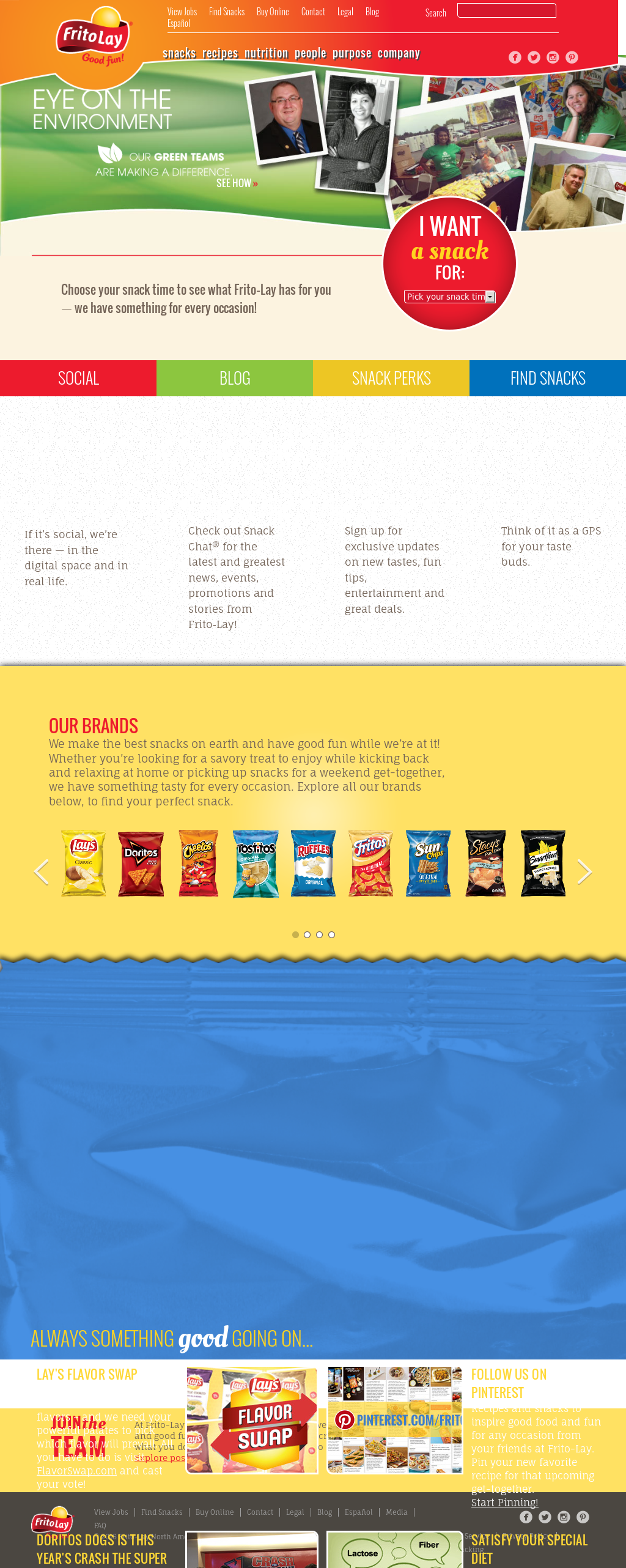Frito-Lay Competitors, Revenue and Employees - Owler Company