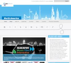 MSLGroup website history
