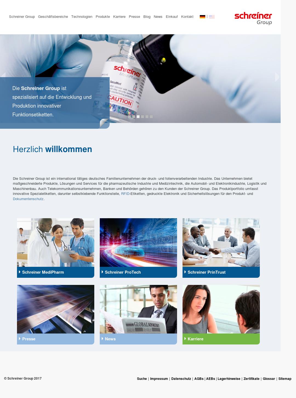 Die Schreiner schreiner competitors revenue and employees owler company