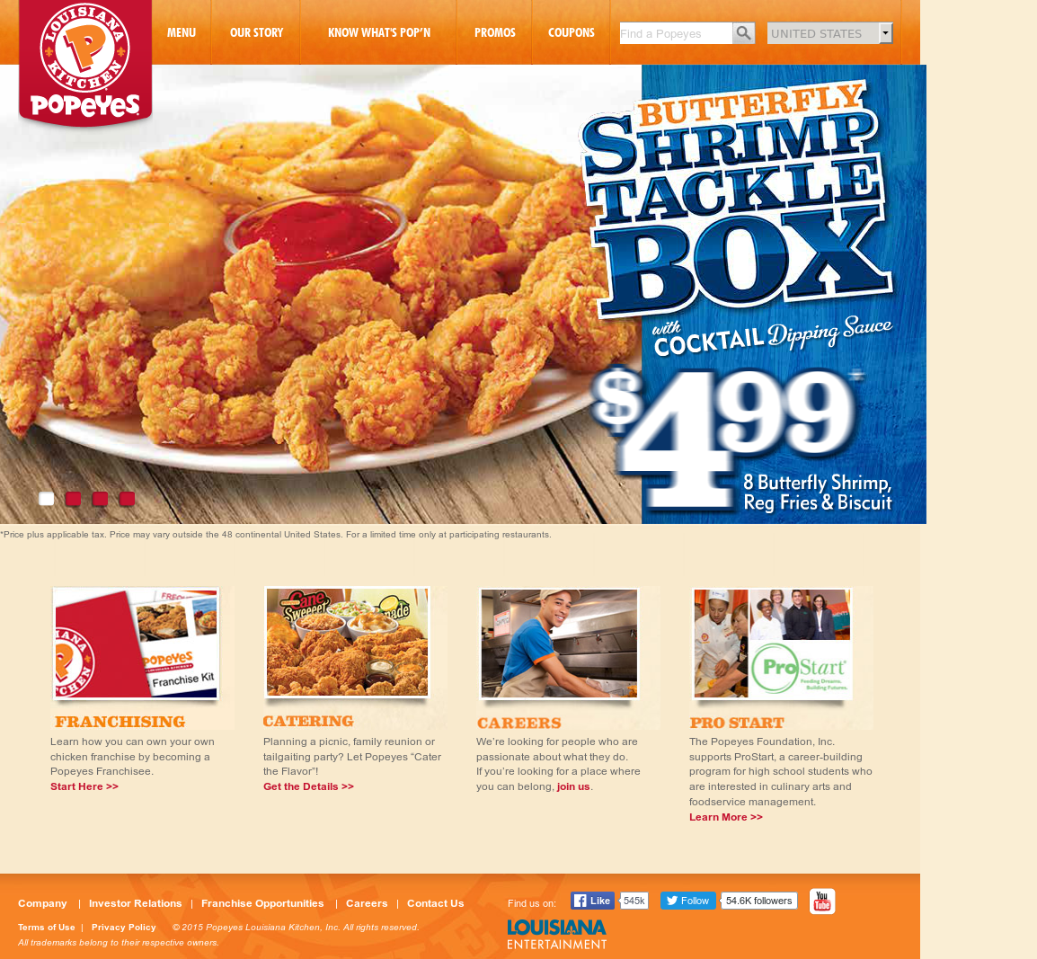 Popeyes Competitors, Revenue and Employees - Owler Company Profile
