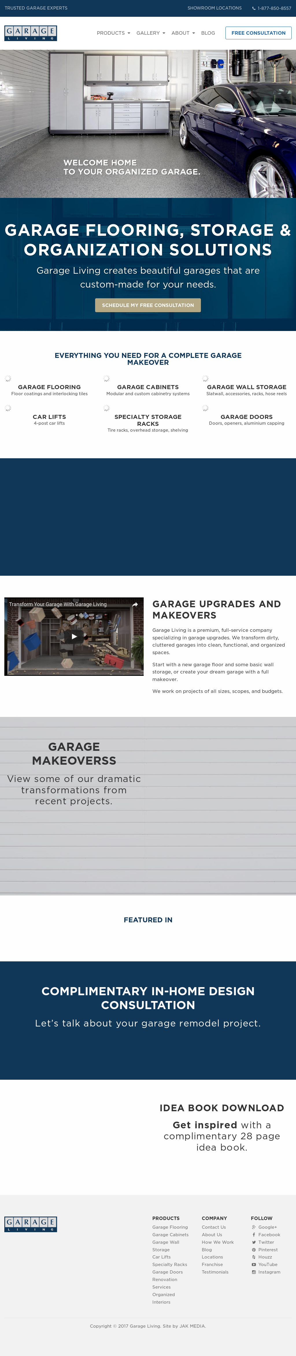 Garage Living Competitors Revenue And Employees Owler