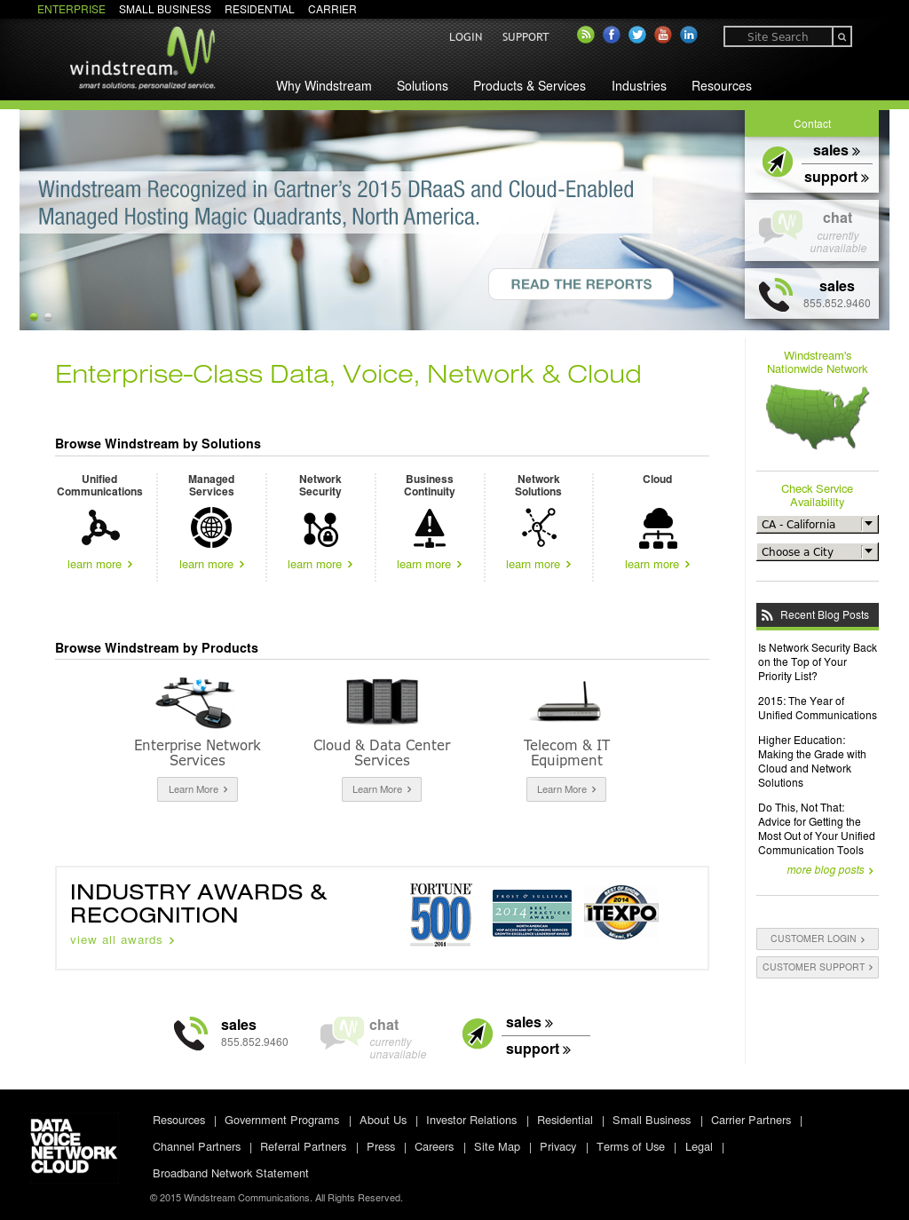 Owler Reports - Press Release: Windstream Holdings : Empereon