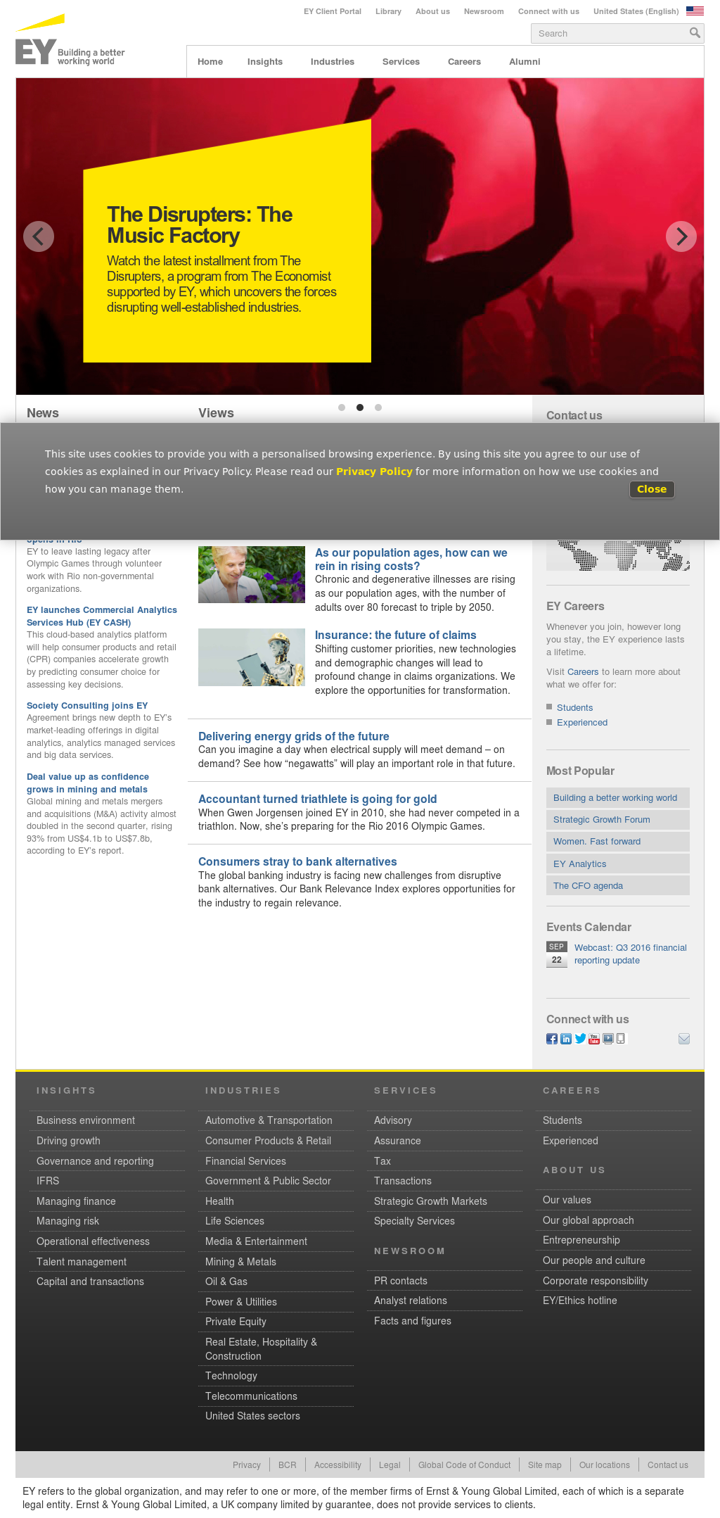EY Competitors, Revenue and Employees - Owler Company Profile