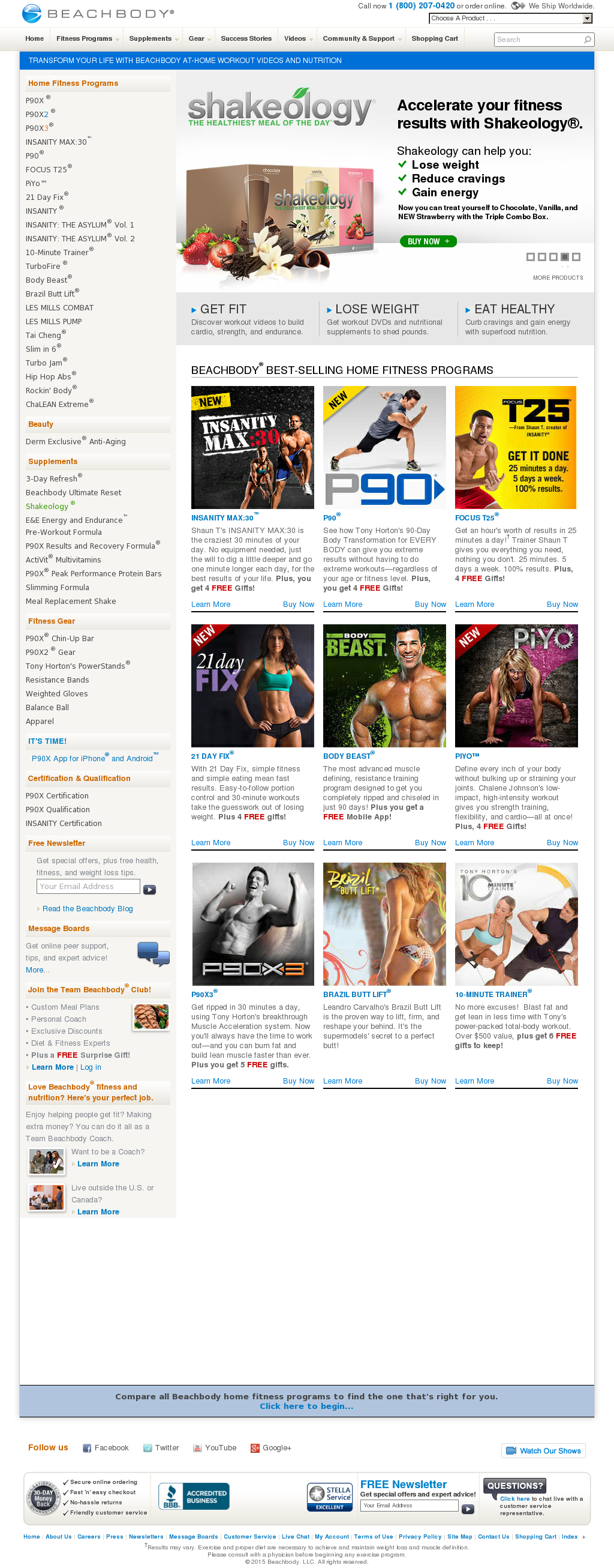 Beachbody Competitors, Revenue and Employees - Owler Company Profile