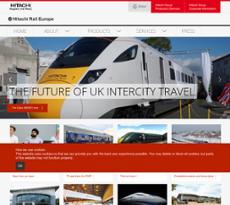 Hitachi Rail Europe Competitors, Revenue and Employees
