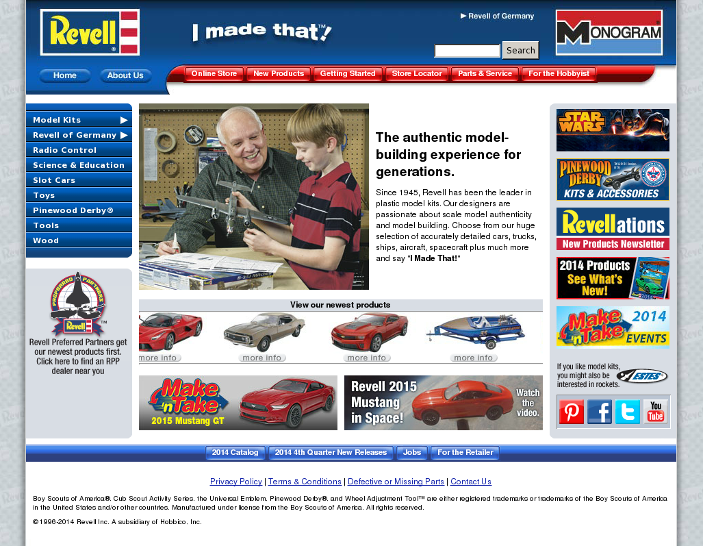 Revell Competitors, Revenue and Employees - Owler Company