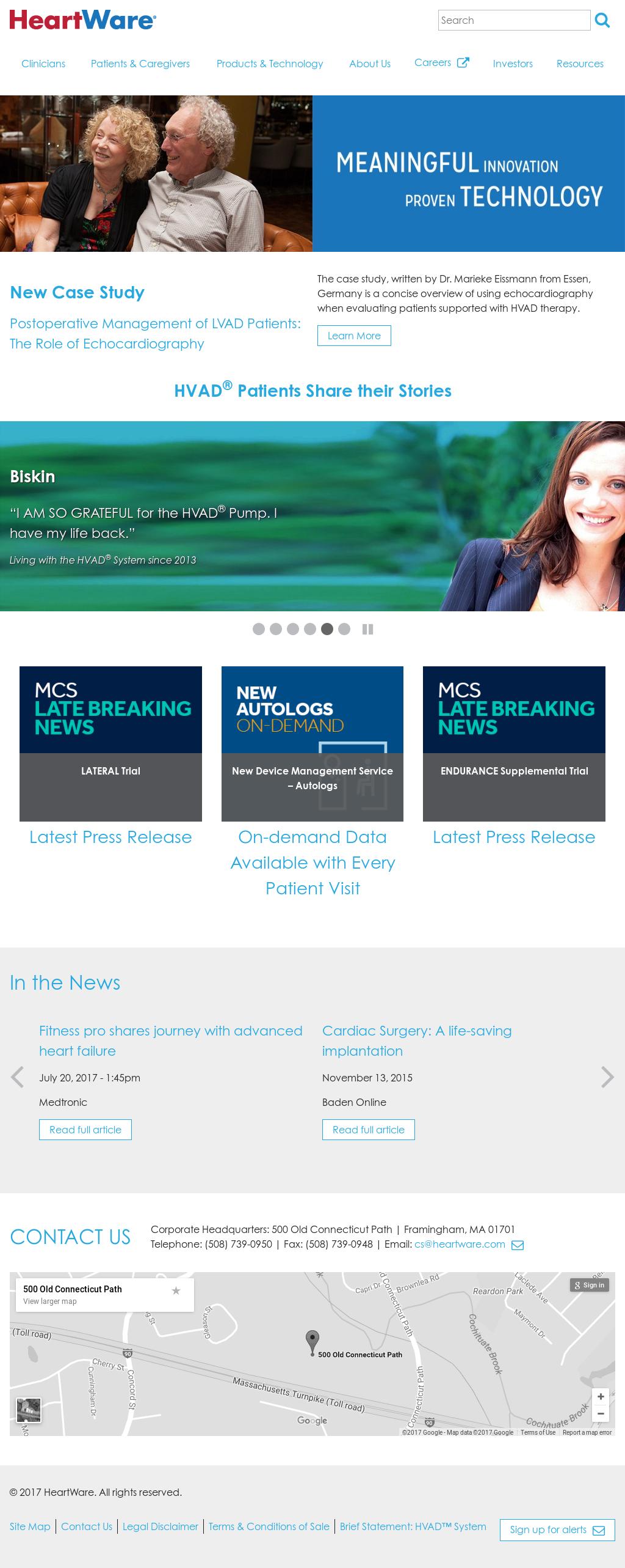 HeartWare Competitors, Revenue and Employees - Owler Company Profile
