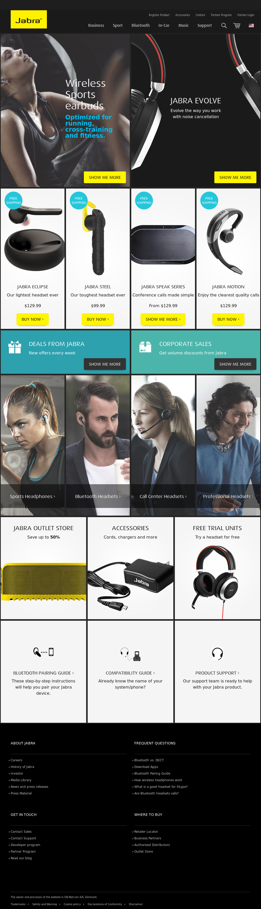 b32b5507b77 JABRA Competitors, Revenue and Employees - Owler Company Profile