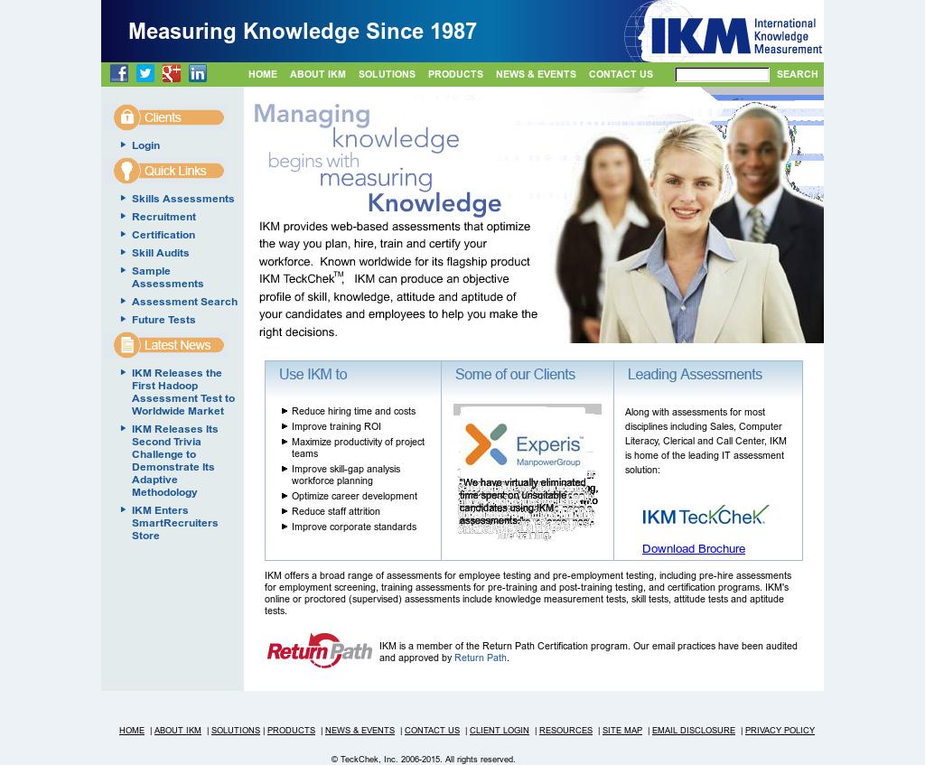 Ebook Descargar IKM Competitors, Revenue And Employees