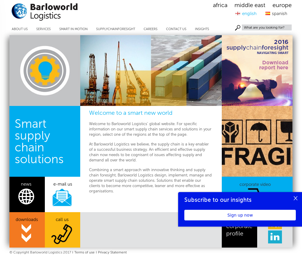 Barloworld Logistics Competitors, Revenue and Employees