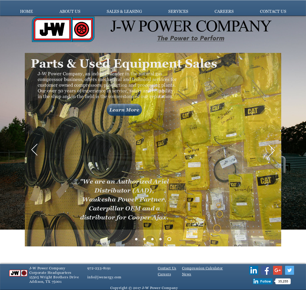 J-W Power Company Competitors, Revenue and Employees - Owler