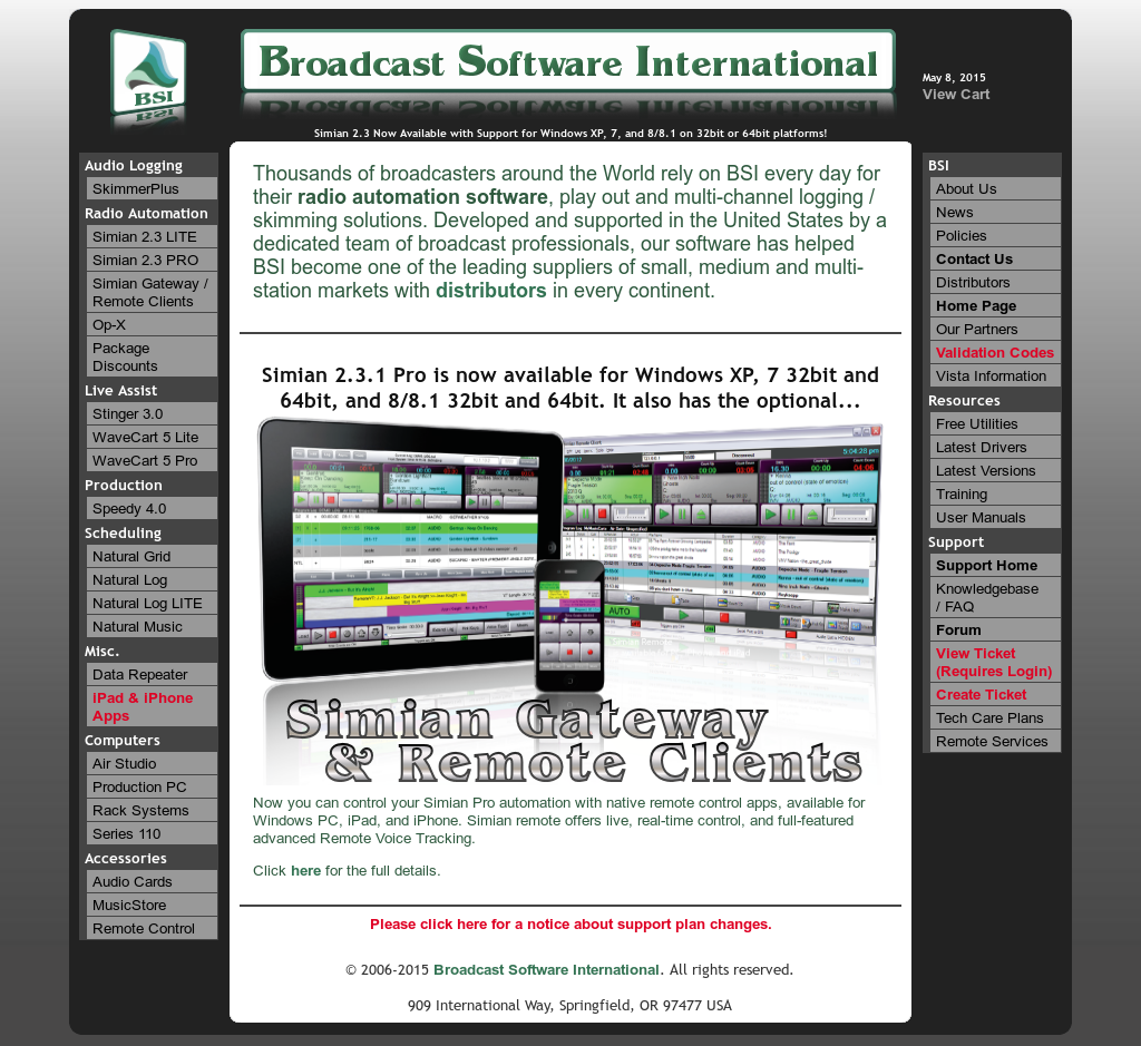 Broadcast Software International Competitors, Revenue and Employees