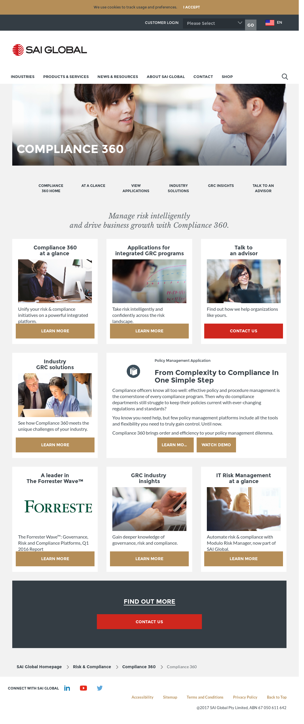 Compliance 360 Competitors, Revenue and Employees - Owler