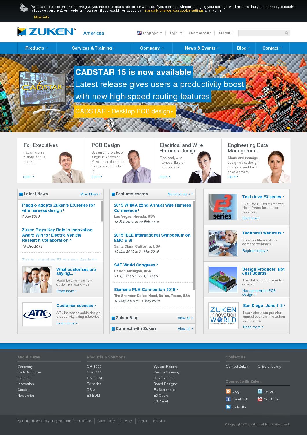 Zuken Competitors, Revenue and Employees - Owler Company Profile