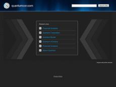 QuantumCor website history