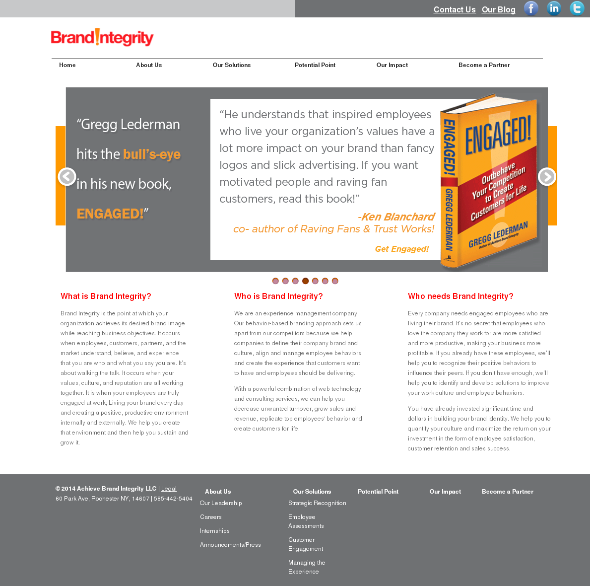 Brand Integrity Company Profile
