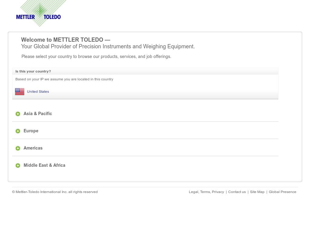 METTLER TOLEDO Competitors, Revenue and Employees - Owler