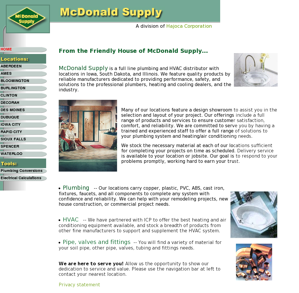Mcdonald Supply Competitors Revenue And Employees Owler Company