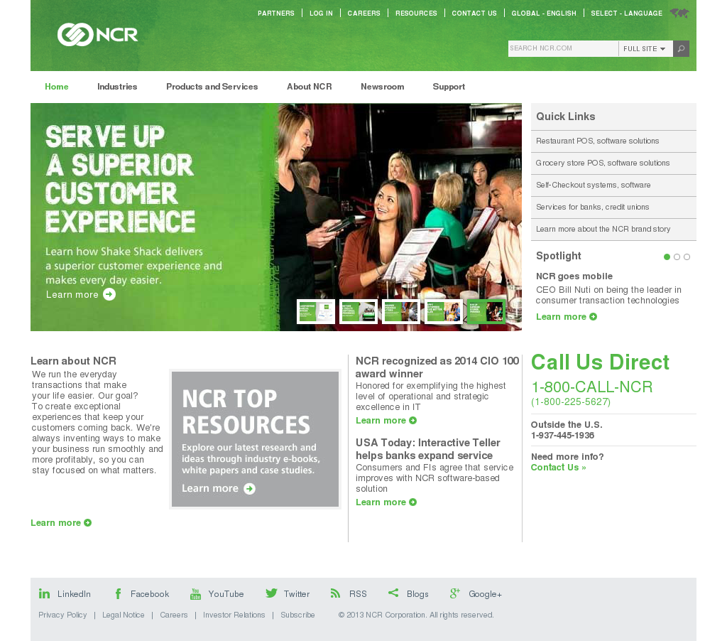NCR Competitors, Revenue and Employees - Owler Company Profile