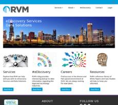 RVM website history