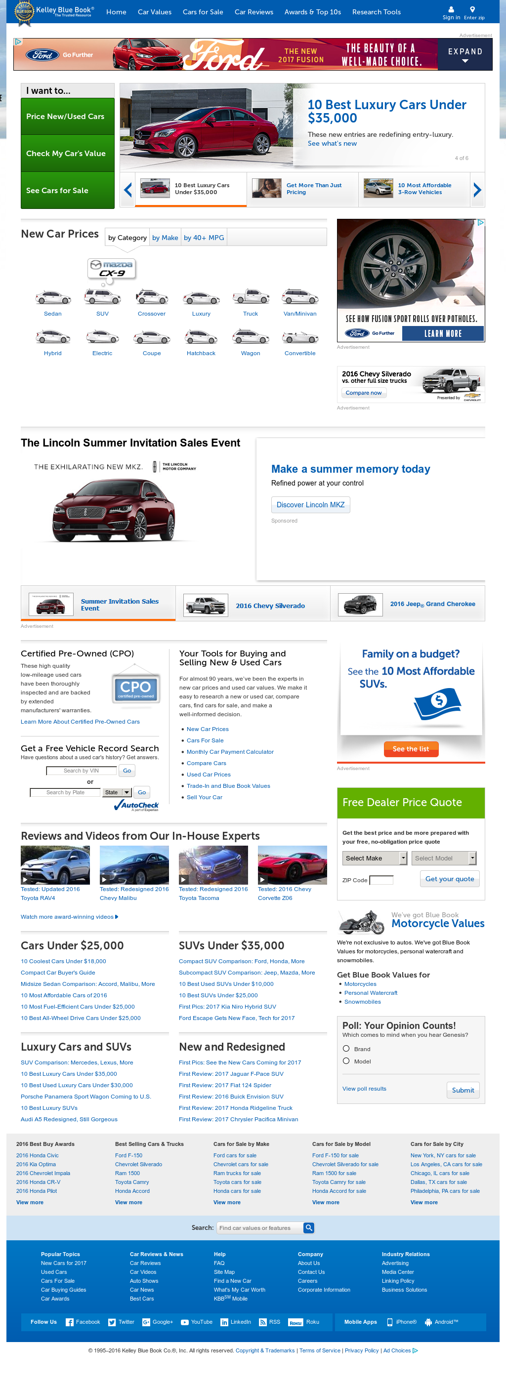 Kelley Blue Book Competitors, Revenue and Employees - Owler Company ...