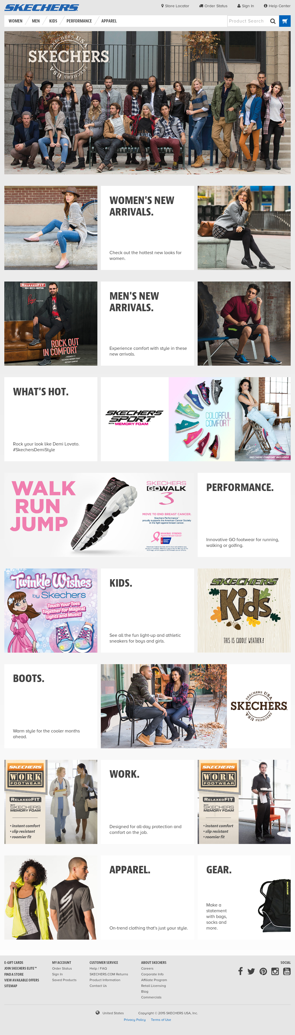 Skechers Usa Competitors, Revenue and Employees Owler