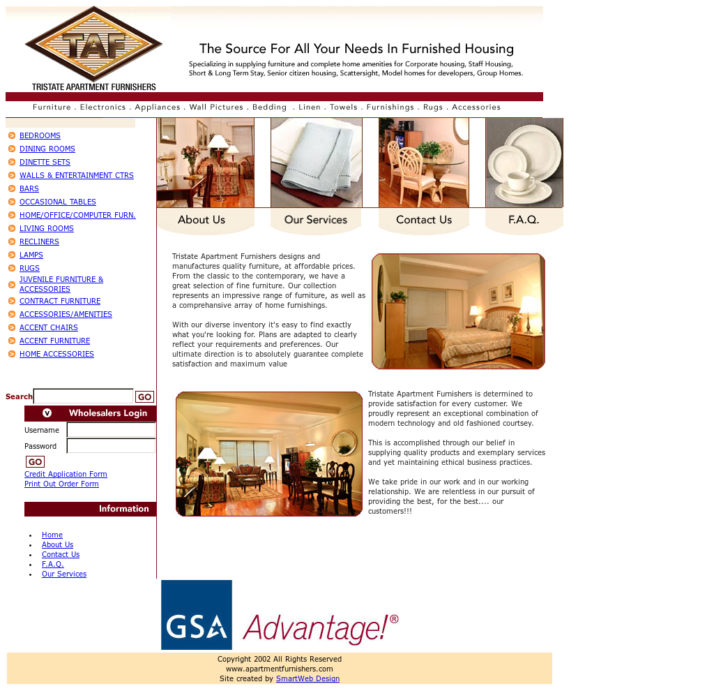 Tristate Apartment Furnishers Competitors, Revenue and Employees ...