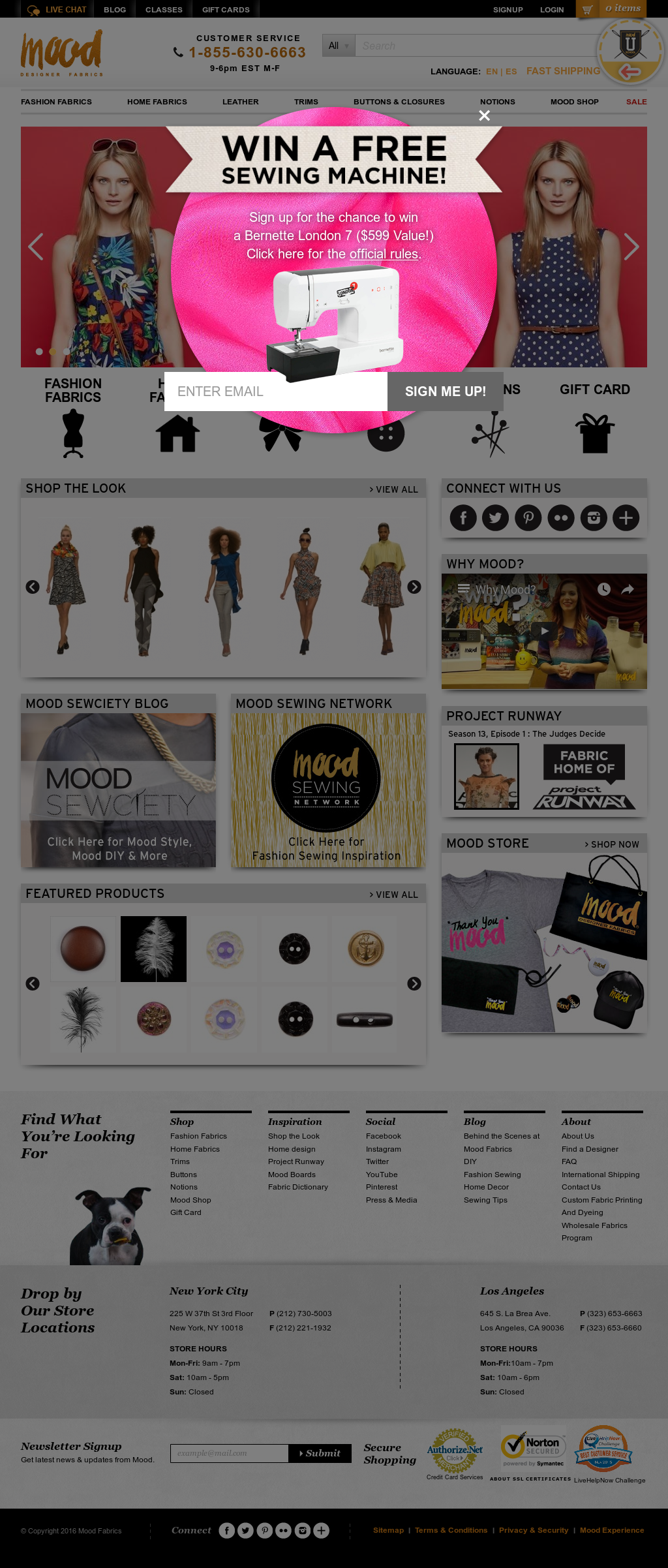 Mood Fabrics Competitors Revenue And Employees Owler Company Profile