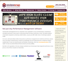 Reviewsnap Competitors, Revenue and Employees - Company ...