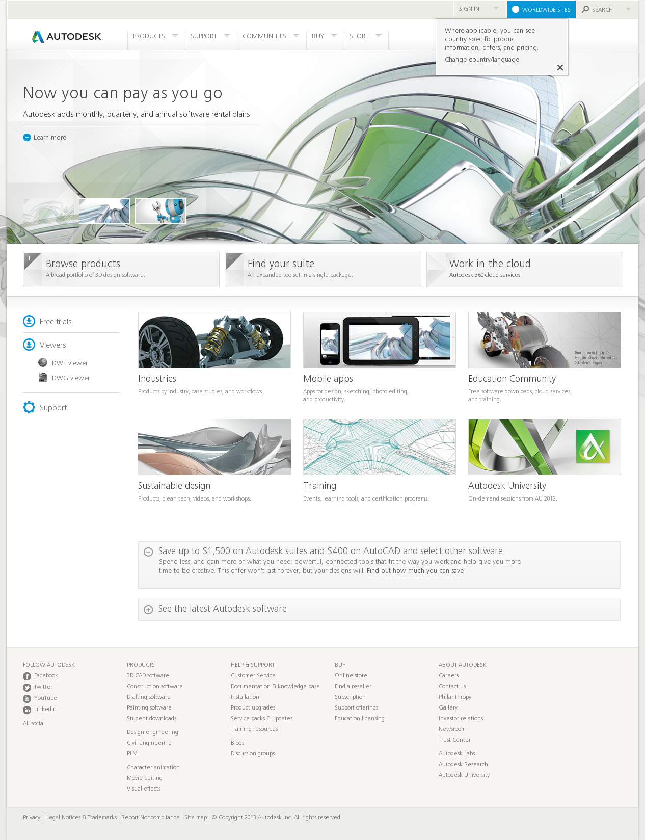 Autodesk Competitors, Revenue and Employees - Owler Company Profile
