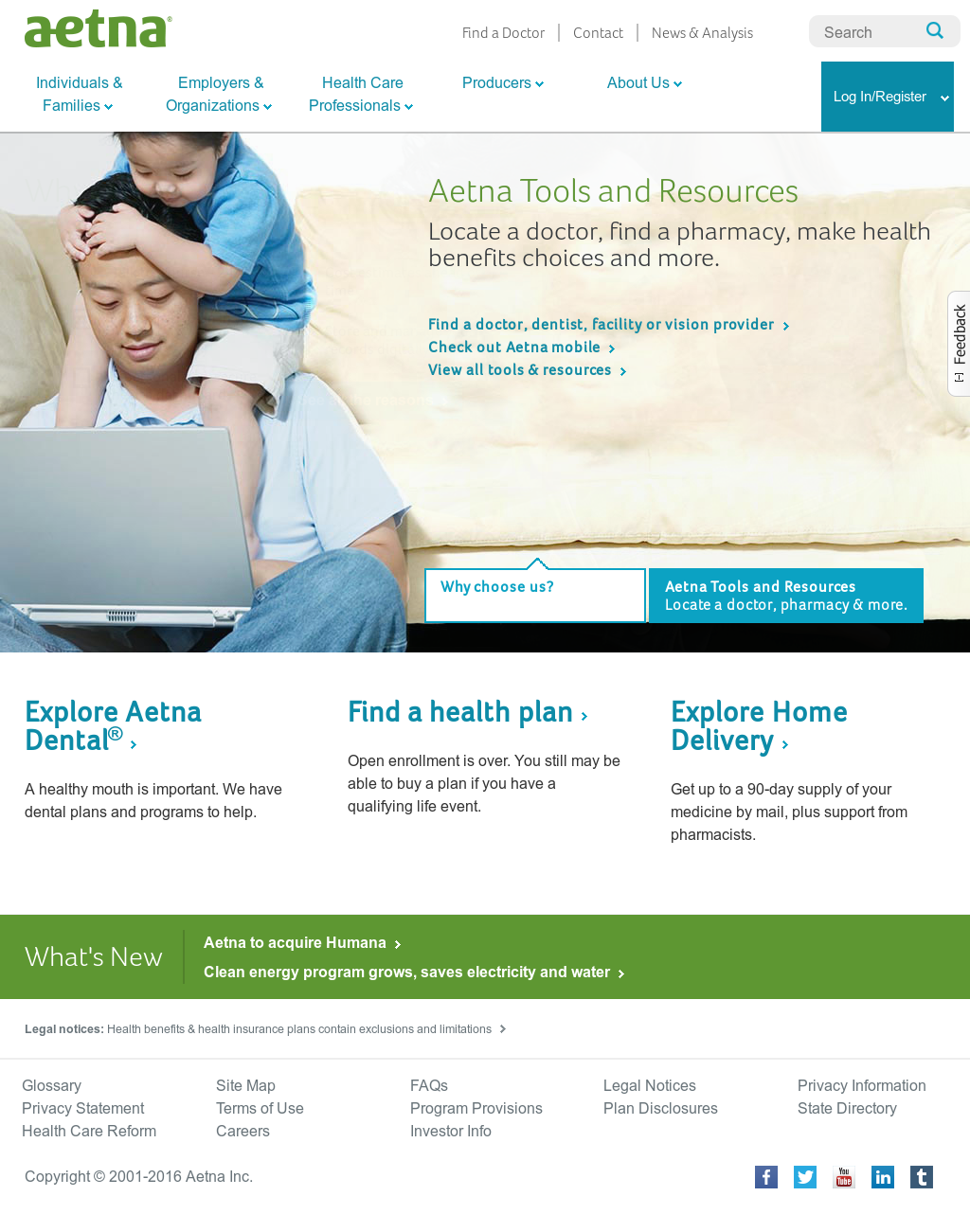 Aetna Competitors, Revenue and Employees - Owler Company Profile