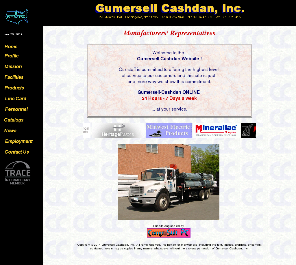 Gumersell-Cashdan Competitors, Revenue and Employees - Owler Company Profile