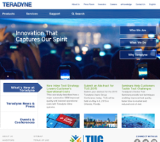 teradyne company profile Considering a career at teradyne philippines, ltd - cebu learn what its like to work for teradyne philippines, ltd - cebu by reading employee ratings and reviews on jobstreetcom philippines.