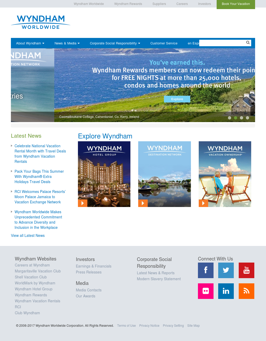 Wyndham Competitors, Revenue and Employees - Owler Company
