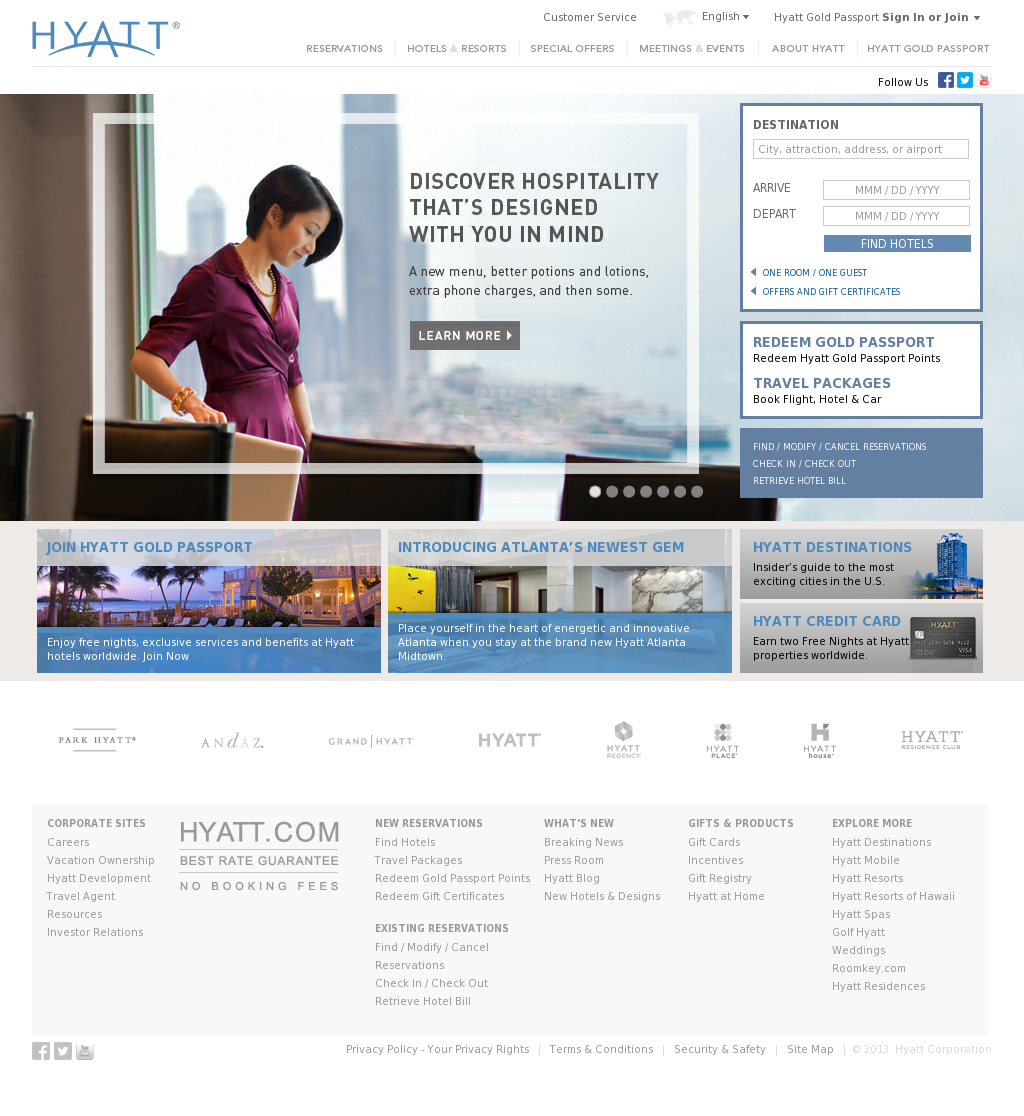Hyatt Competitors, Revenue and Employees - Owler Company Profile