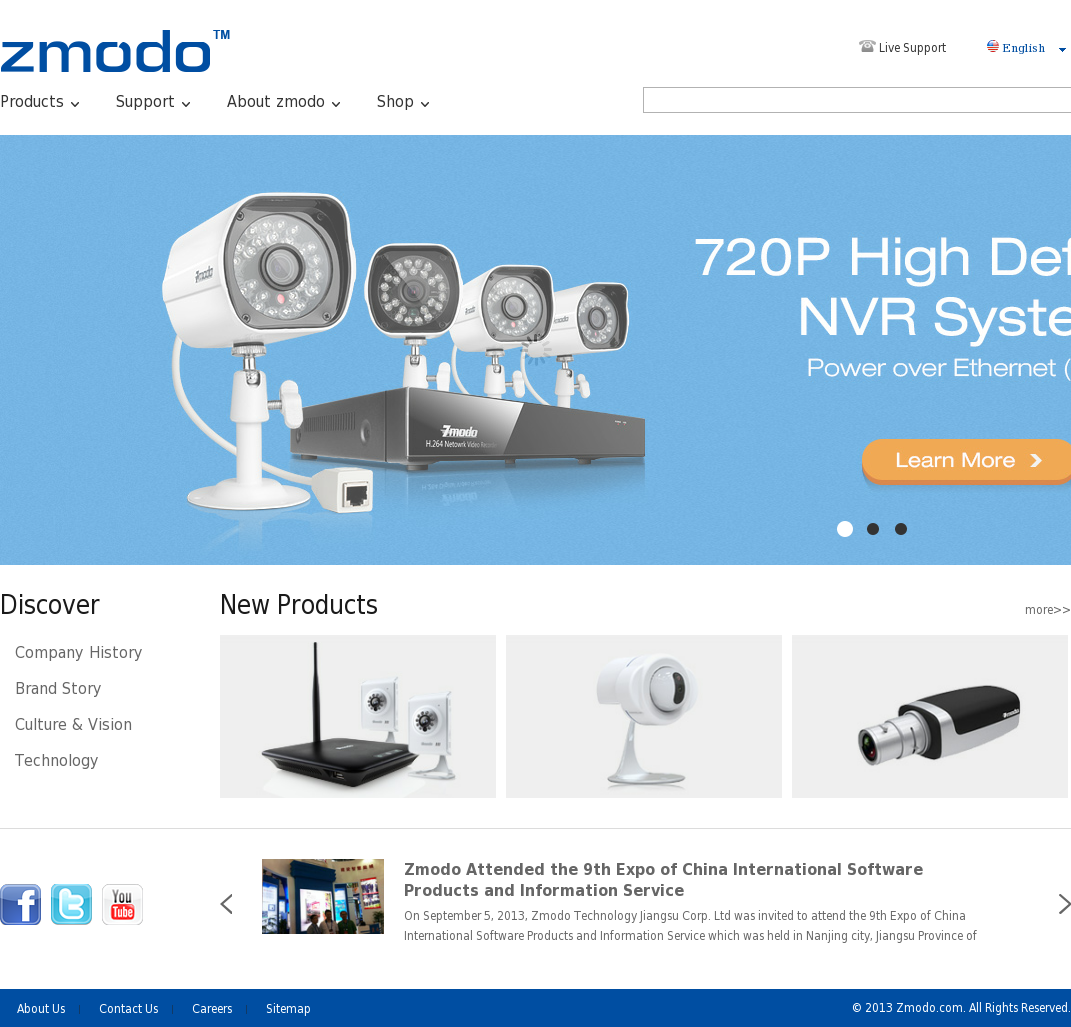 Zmodo Competitors, Revenue and Employees - Owler Company Profile