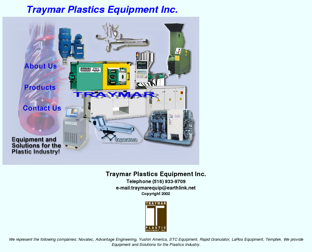 Traymar Plastics Competitors, Revenue and Employees - Owler